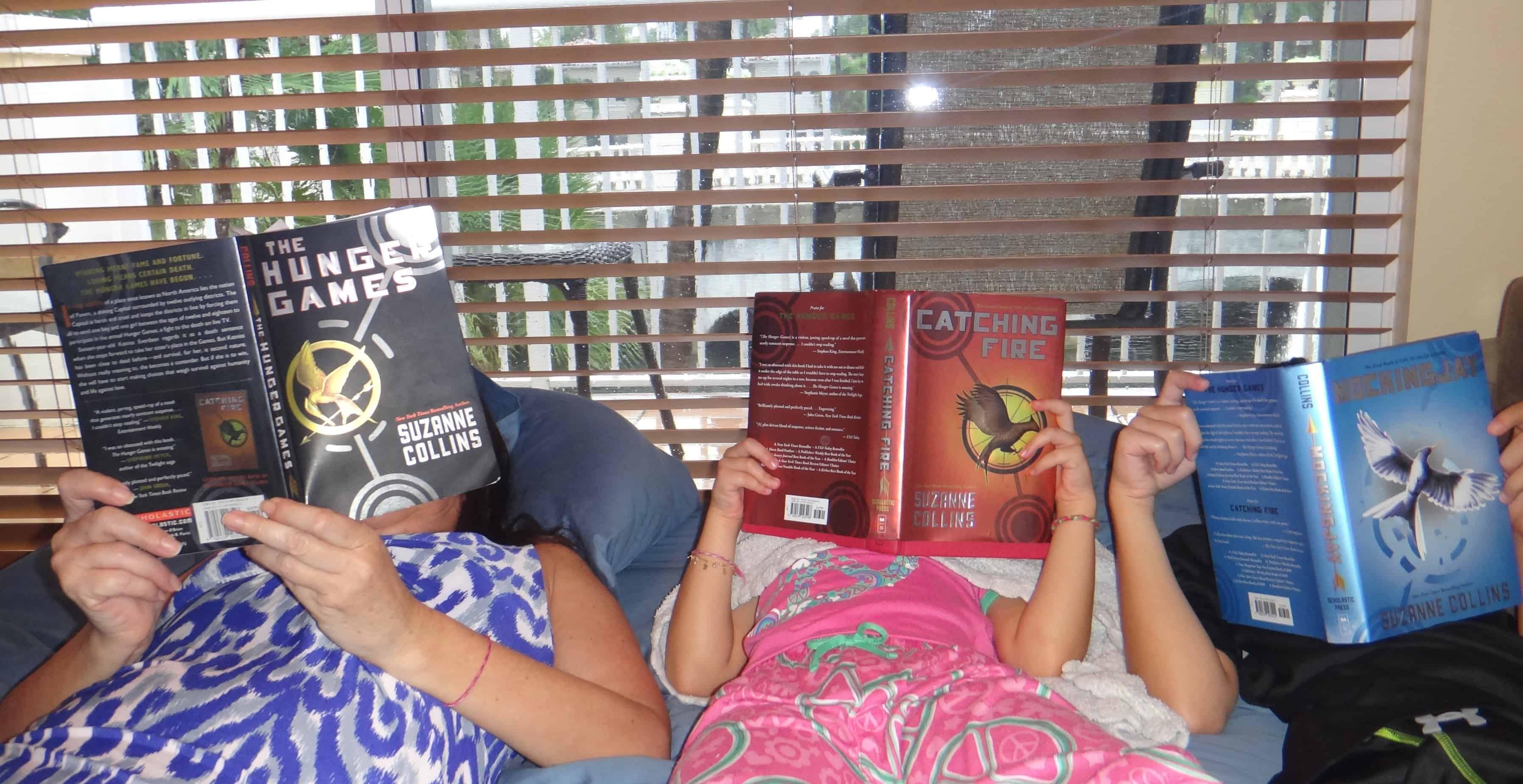 Troligía The Hunger Games