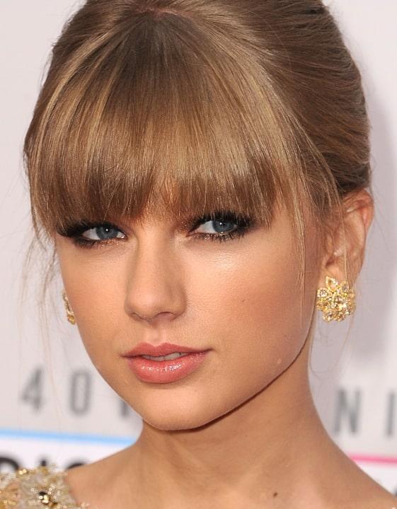 Taylor Swift en los premios AMA