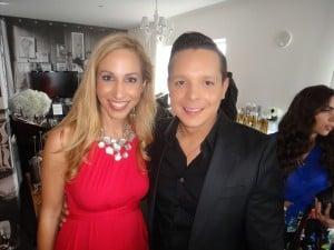 Marcos Carrasquillo y Jeannette Kaplun