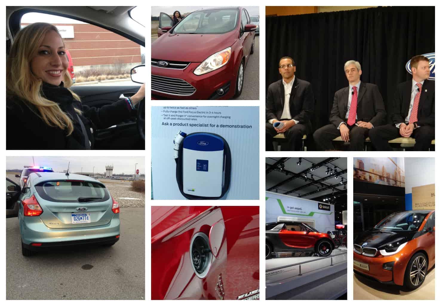 Autos eléctricos en NAiAS