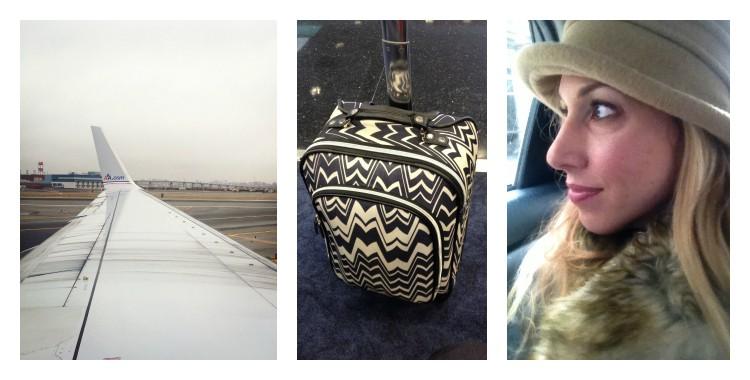 Madres que viajan