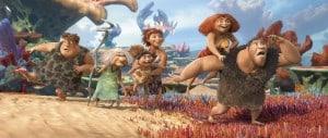 Película The Croods