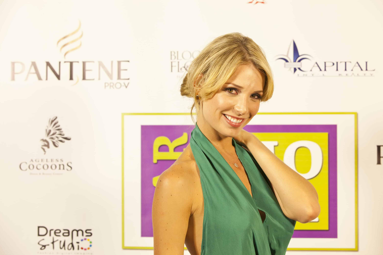 Alessandra Villegas en Dar está de moda