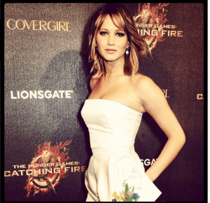 Jennifer Lawrence en Cannes