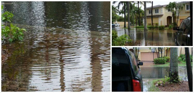 Inundaciones y desastres naturales