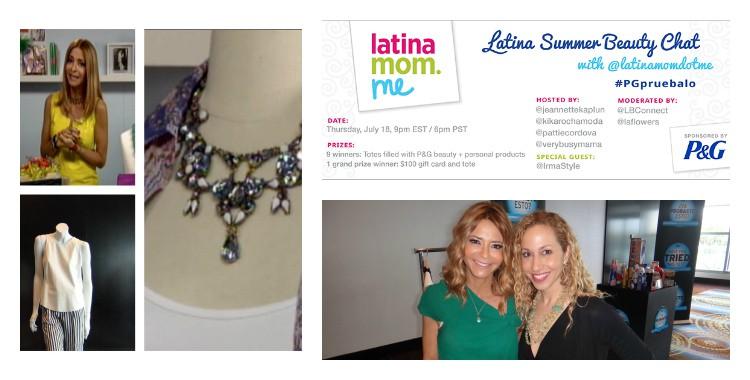 Twitter party con irma Martínez y jeannette Kaplun