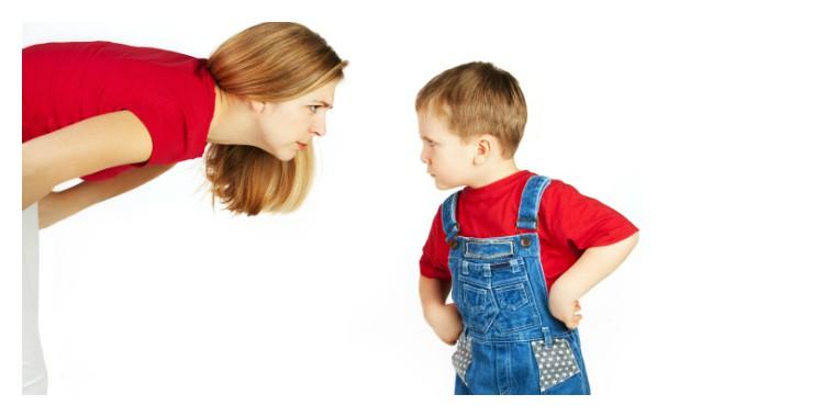 Consejos de disciplina infantil