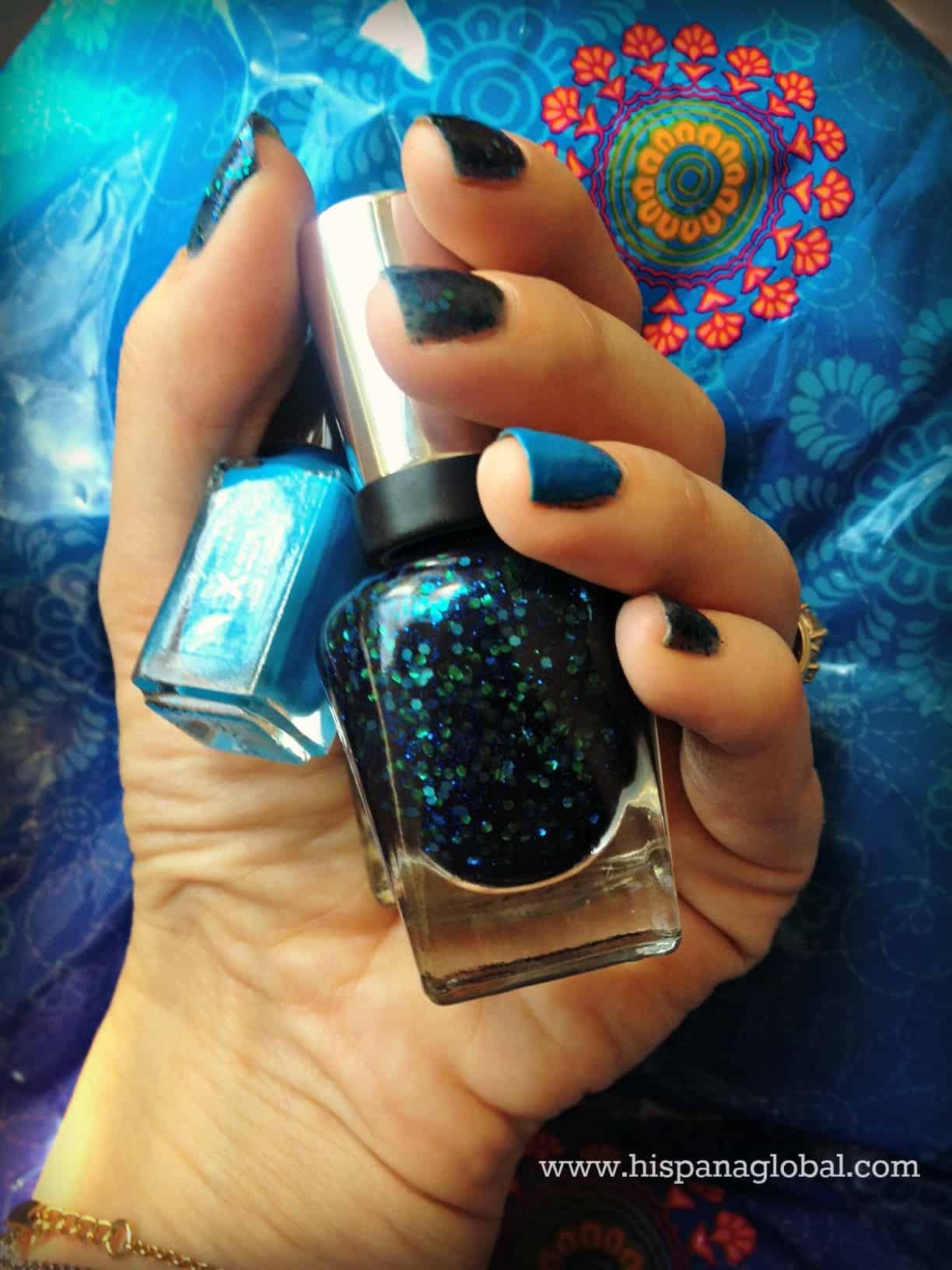 Los mejores tonos de azul en esmaltes de uñas - Hispana Global