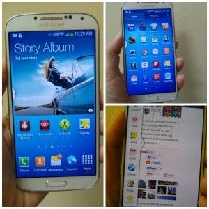 Probamos el teléfono inteligente Samsung Galaxy S4