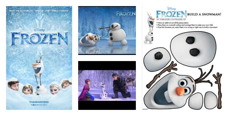 Actividades de Frozen una aventura congelada