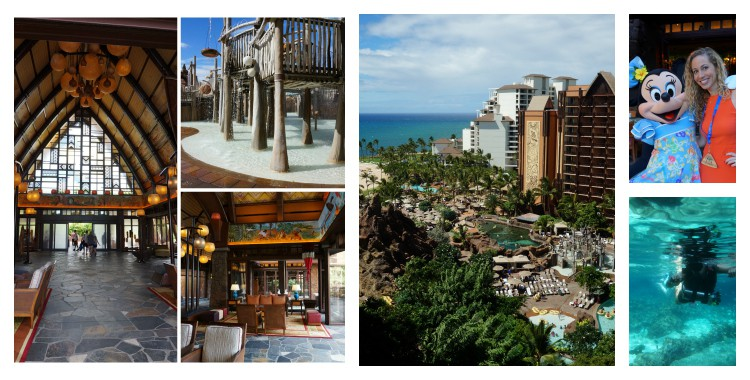 Resort Aulani de Disney en Hawaii