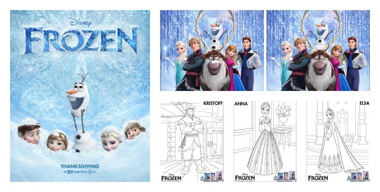 Juego de La aventura congelada de Anna De Frozen - Juegos