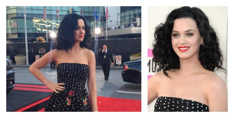 Maquillaje de Katy Perry paso a paso
