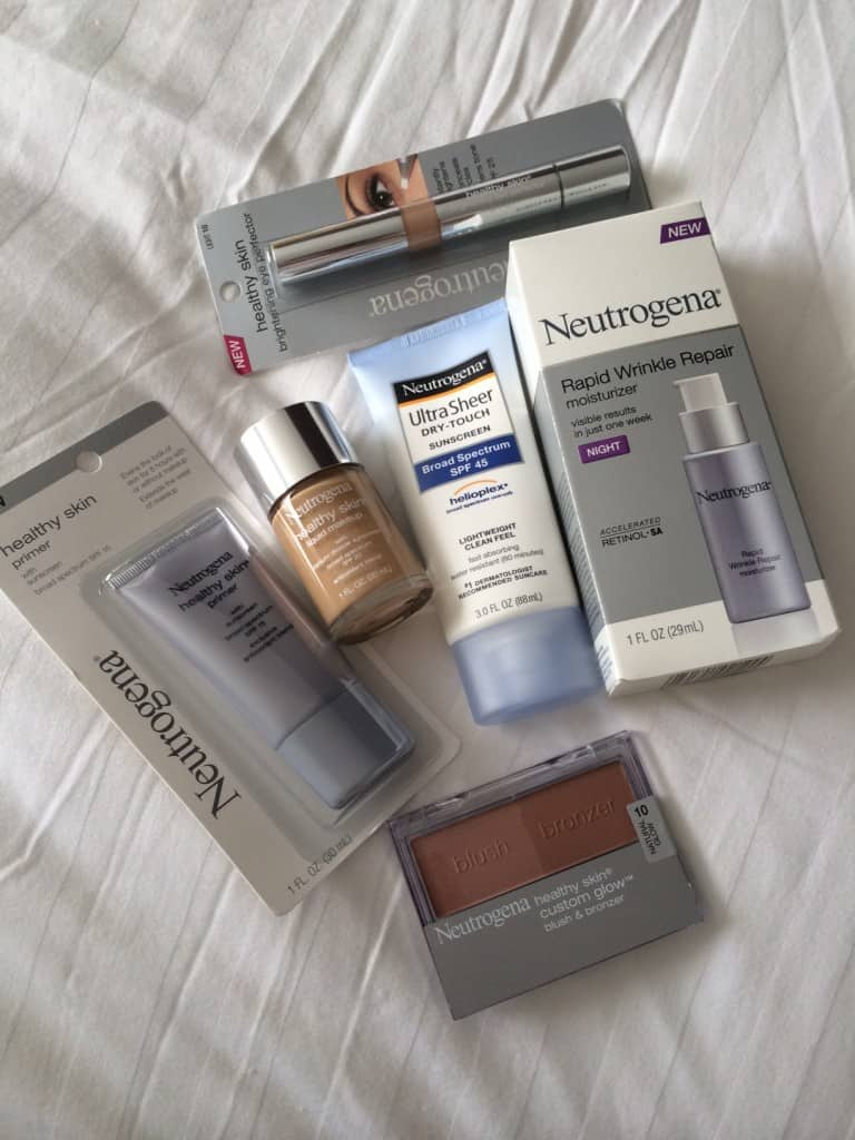 productos neutrogena para otoño e invierno