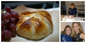 Chef Lorena Garcia comparte su receta de brie horneado