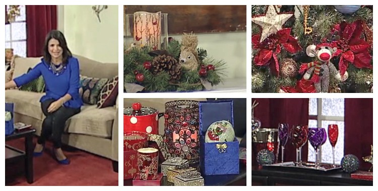 Ana Flores da ideas para decorar tu hogar para Navidad
