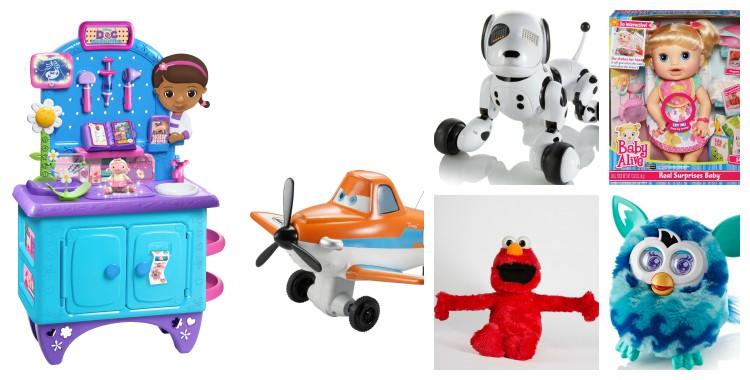 Los juguetes que desean los niiños en esta Navidad