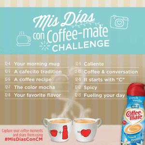 Si te encanta el café, no te pierdas las fotos de #misdiasconCM.