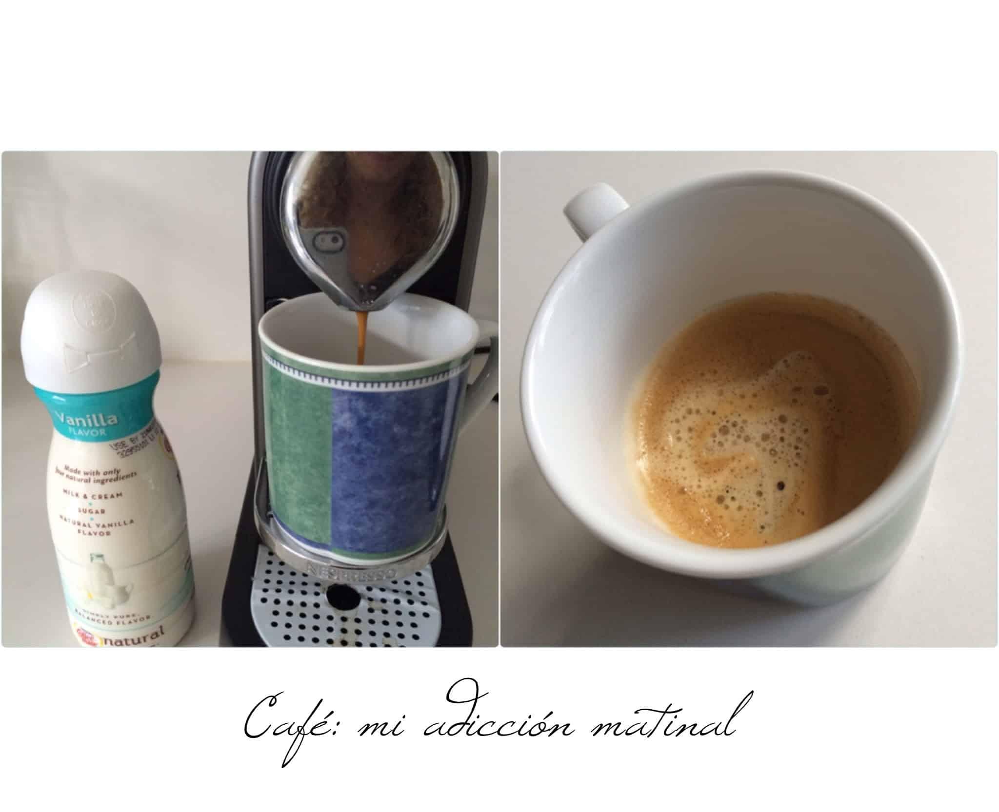 Café: mi adicción