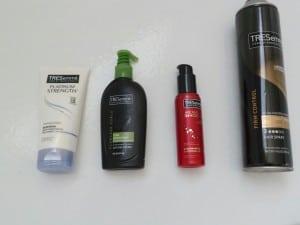 TRESemmé productos para el pelo