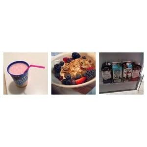 Consejos para tomar desayuno