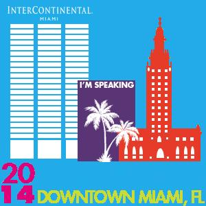 Seré oradora de Hispanicize 2014