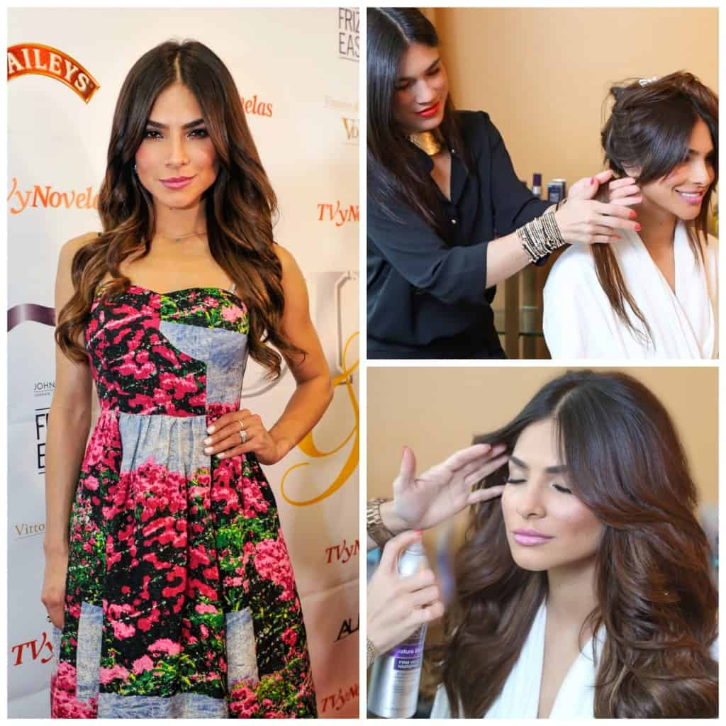 Alejandra Espinoza look de Millie Morales