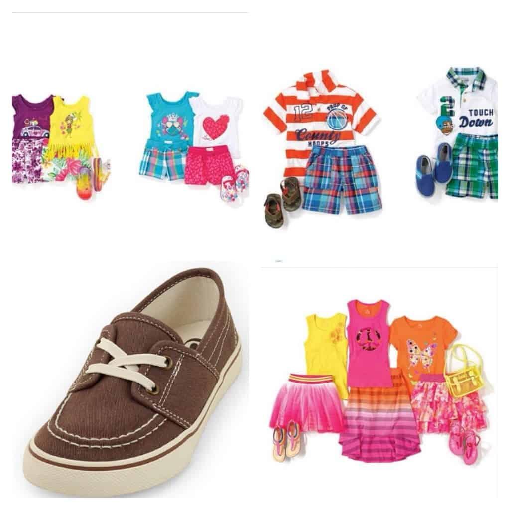 looks de moda infantil para el verano de The Childrens Place