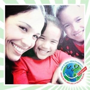 Karla Martinez comparte consejos para cuidar la salud bucal de tus hijos