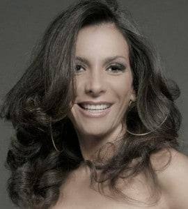 Maggie Jimenez close up
