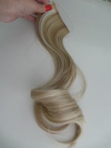 Secret extensions para lucir cabello largo