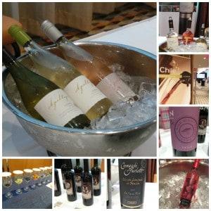 El vino chileno ofrece mucha variedad