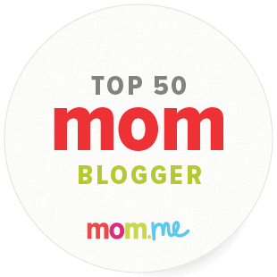 Top 50 Mom Blogger by mom.me