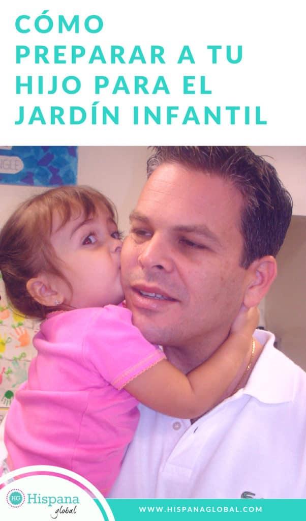 Consejos para preparar a tu hijo para la guardería o jaríin infantil