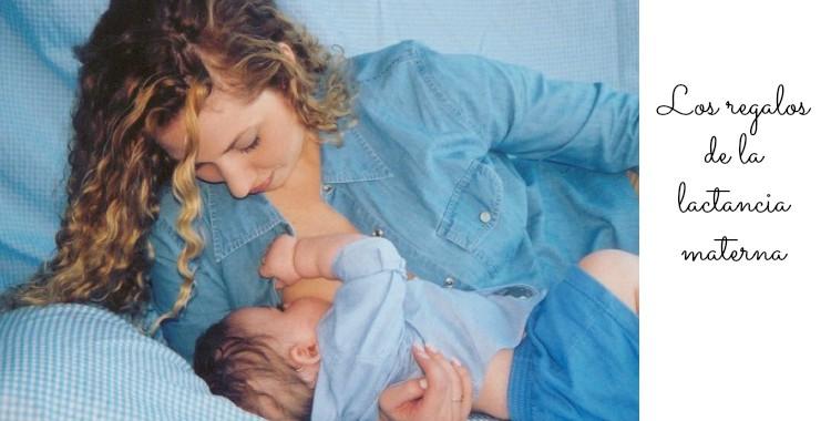 Amamantar al bebé es un regalo