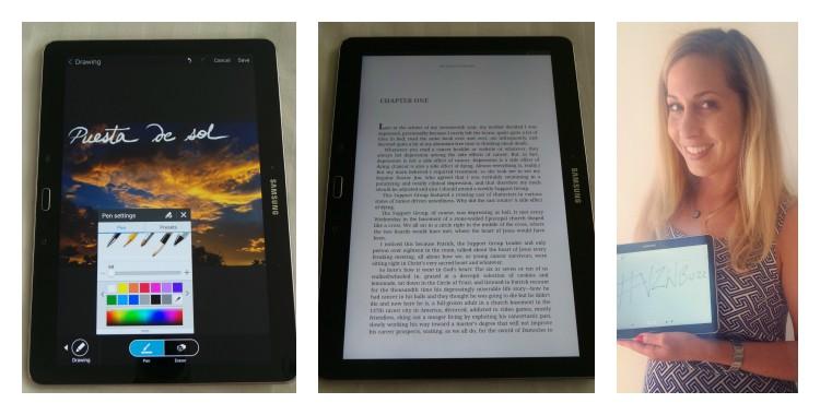 Samsung Galaxy Note 10.1: la diferencia de la rapidez