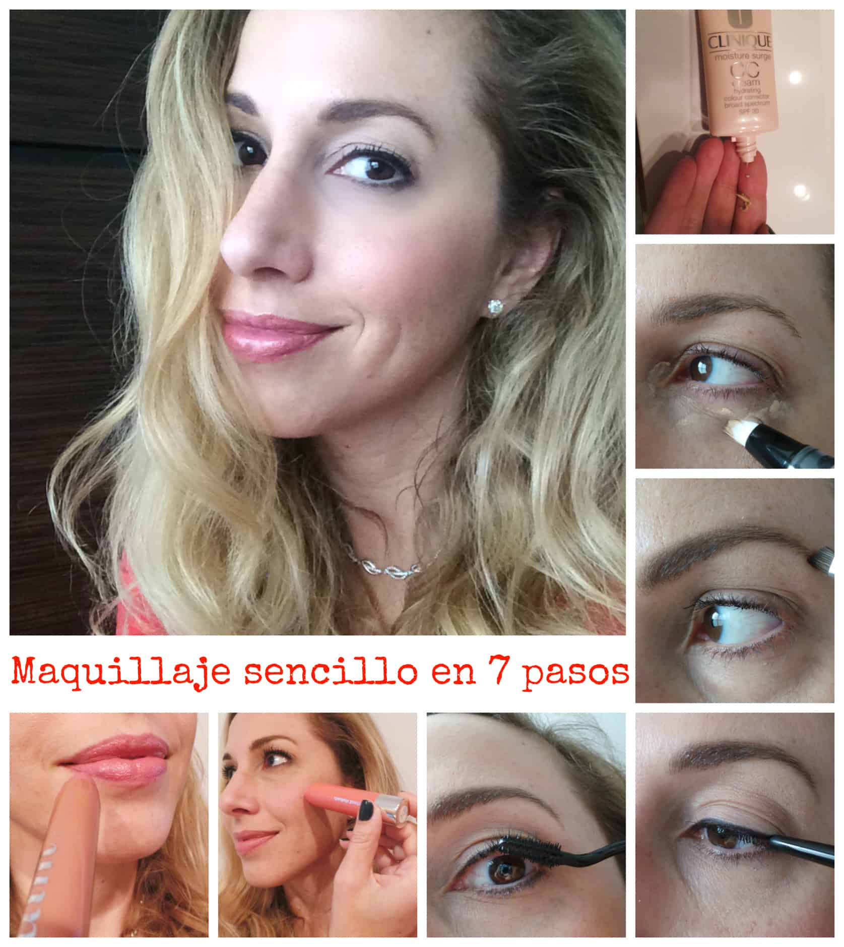 Maquillaje Sencillo En Tan Solo 7 Pasos Hispana Global