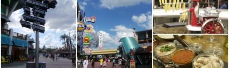 Comidas para todos los gustos en CityWalk en Universal Orlando Resort