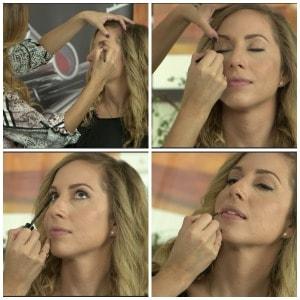 Maquillaje ojo limpio paso a paso tutorial