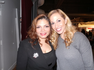 Marlene Pratt y Jeannette Kaplun