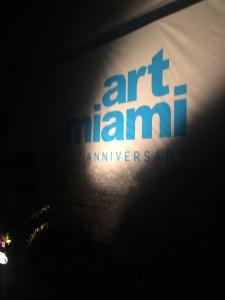 Art Miami durante Art Basel