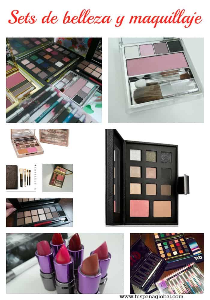 Sets de belleza y maquillaje