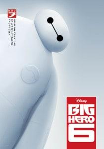 bigHero 6 BayMax poster