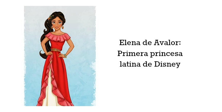 Princesa latina de Disney