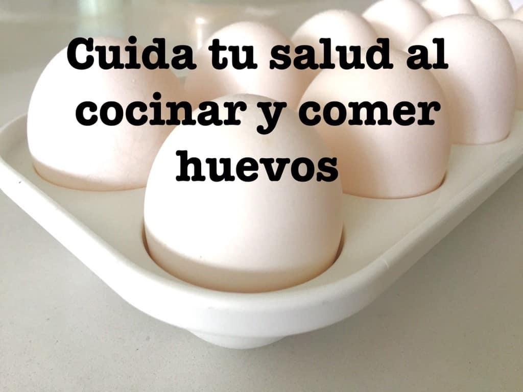 Consejos al comer y cocinar huevos