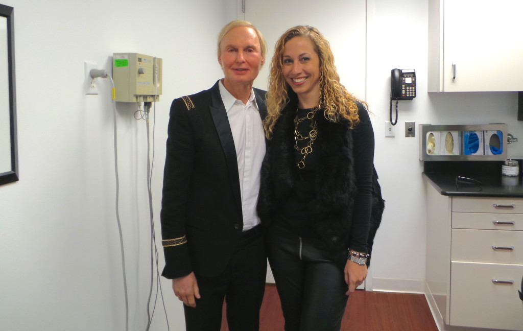 Dr Frederic Brandt and Jeannette Kaplun