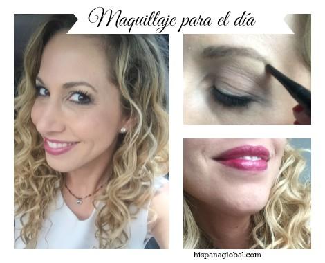 Maquillaje para el día