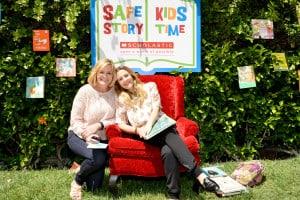 La seguridad de los niños es prioridad para Drew Barrymore