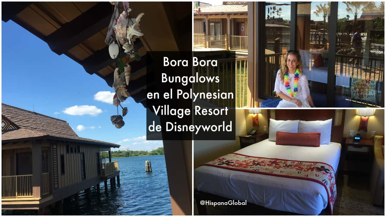 Bungalows en Walt disney world