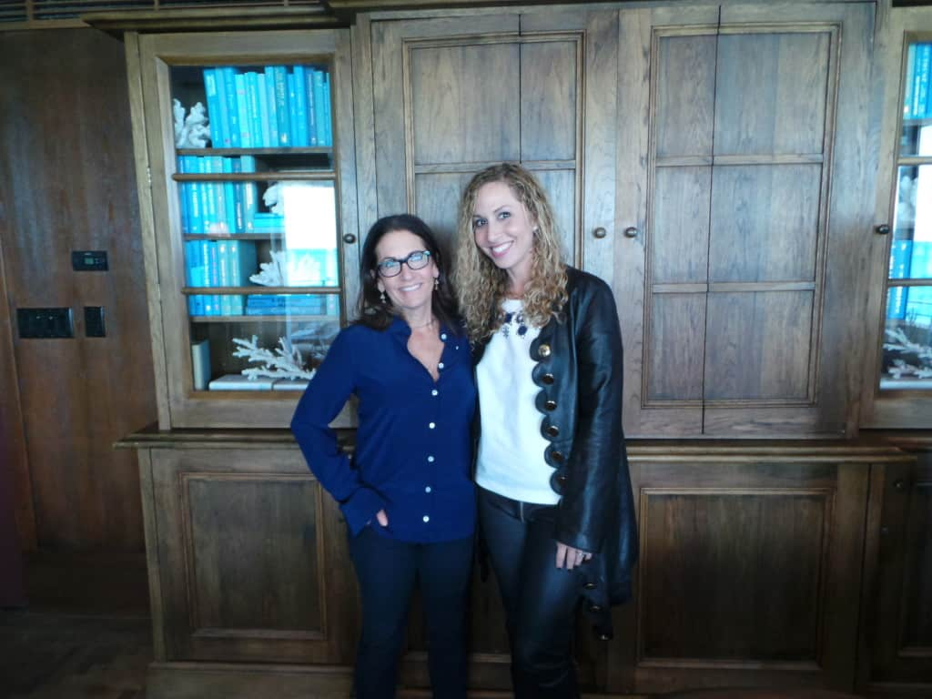 bobbi brown and jeannette kaplun